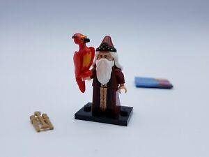 LEGO  FIGURINE ALBUS DUMBLEDORE   SERIE 2 HARRY POTTER  71028 *COMME NEUF*