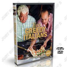 Two Greedy Italians DVD : Series 1 : Brand New