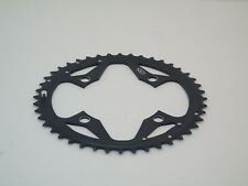 Nos Shimano LX Chainring, 44t, Aluminum, 9 Speed, 104mm BCD, Brand New Take-Off