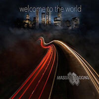 Massive Wagons : Welcome to the World CD (2016) ***NEW*** FREE Shipping, Save £s