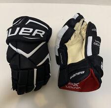 Bauer Vapor X700 Ice / Roller Hockey Gloves 14� 36cm Excellent Condition !