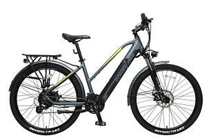 Powerider Force ST 12ah 250w Electric Bike Mountain, Commuter 24 Speeds Disk