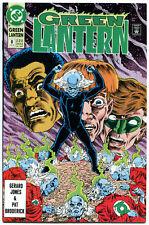 GREEN LANTERN #8, NM+, Guy Gardner, Hal Jordan, 1990, Rings, more GL in store