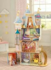 KidKraft Disney Princess Royal Celebration Wood Dollhouse ~ NEW