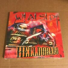 "WASP ""Helldorado"" CD 2019 Sealed [Live Raw Headless Command W.A.S.P.]"