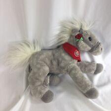 Tournament of Roses Plush Shamrock Legendary Horse Gray Wells Fargo 2013 Pony