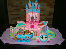 Polly Pocket Disney : Disneyland incomplet