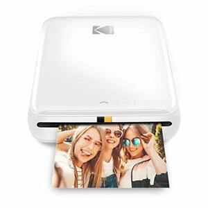 KODAK Step Instant Printer | Bluetooth/NFC Wireless Photo Printer iOS Android