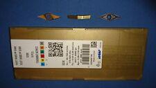 ISCAR VCGT 130302-pf ic830 10 Pièce tournant de Coupe plaques NEUF