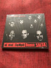 Tromboranga[Al Mal Tiempo Buena Salsa] Salsa Explosive From. Barcelona  Spain CD