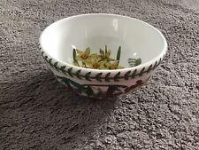 "More details for 5.5"" portmeirion the botanic garden multi purpose bowl small narcissus"