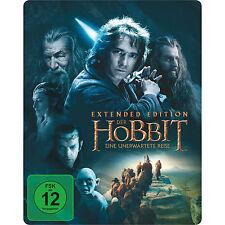Blu-ray - Der Hobbit: Eine unerwartete Reise - Extended Edition  Steelbook - NEU