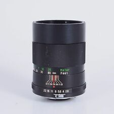 `Vivitar 135mm F2.8 Telephoto MF NON-Ai Mount Lens