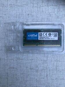 Crucial 8GB Kit 2 x 4GB DDR3L 1600 MHz PC3-12800 DDR3L Laptop RAM Sodimm Memory