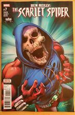 Ben Reilly: The SCARLET SPIDER #7a (2017 MARVEL Comics) ~ VF/NM Comic Book