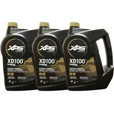 Johnson Evinrude E-Tec 3-Gallon Case XD100 Outboard Motor Oil 0779711C