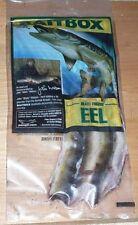 EEL SECTIONS  FISHING BAIT  FROZEN 5  packs