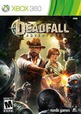 Deadfall Adventures Xbox 360 New Xbox 360, Xbox 360