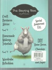 THE SEWING BOX, CRAFT LOVER, 2  SPECIAL AMIGURUMI XXL ~