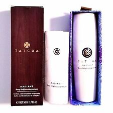 TATCHA RADIANT DEEP BRIGHTENING SERUM 1.7 OZ FULL SIZE  NEW BOX AMAZING!