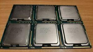 6X Intel Xeon X5650 BX80614X5650 2.66GHz 12MB L3 Six Core Processor