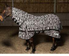 Whitaker Zebra Fly Rug 6'3 BNWOT