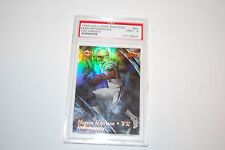 1999 Collectors Edge Masters Galvanized 85 Marvin Harrison Colts PSA 9