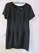 BEAUTIFUL, LITTLE BLACK DRESS, SIZE 12/14 BY NOW. LIKE NEW
