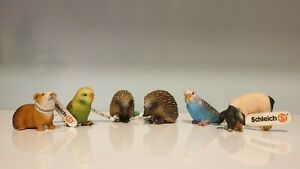Schleich Collection Of Small Animals - Original Labels