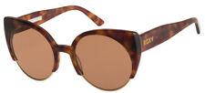 Roxy Moondust Sunglasses - Matte Havana / Brown - New