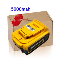 For DEWALT DCB206 20V MAX XR 5.0Ah Lithium Ion Battery Pack DCB205 DCB204 DCB200