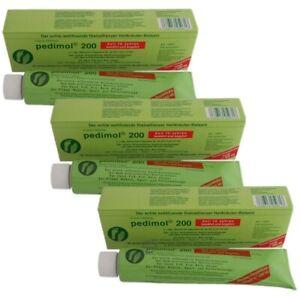 Frohnes Original Pedimol 200 Heilkräuter Balsam >> Große Tube 3 x 200ml << /4016