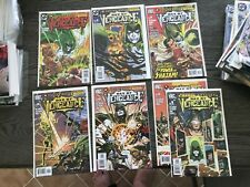 DAY OF VENGEANCE 1 2 3 4 5 6 + SPECIAL FIRST SHADOWPACT NM SPECTRE BATMAN JLA