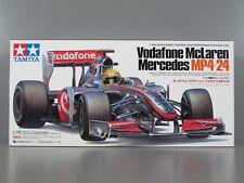 RARE New Tamiya 1/10 R/C Vodafone McLaren Mercedes MP4-24 Kit 58475 F104 Chassis