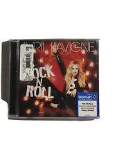 Avril Lavigne Rock N Roll 2 Track Cd Single New Sealed Oop