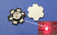 5W 5watt Red 660nm high power LED for plant grow light lamp with star base