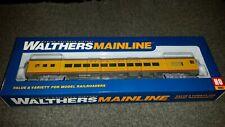 Walthers HO Scale 85' Budd Union Pacific Small Window Coach NIB