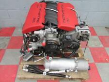 2008 C6 Corvette Z06 7.0L LS7 Lift Out Engine Assembly **14k Miles** Sump ECU