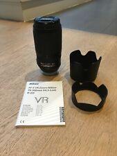 Nikon AF Nikkor 70-300mm 1:4-5.6 G lens/optique - Nikon DSLR