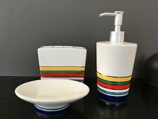 Remarkable Tommy Hilfiger Bath Accessory Sets For Sale Ebay Download Free Architecture Designs Scobabritishbridgeorg