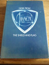 LANCIA, THE SHIELD AND THE FLAG, TROW, CAR BOOK