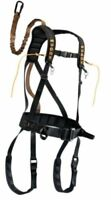 Muddy Outdoors Safeguard Treestand Tree Stand Black Safety Harness  YOUTH KIDS