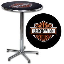HARLEY DAVIDSON ® BAR & SHIELD CAFE TABLE (2) chairs