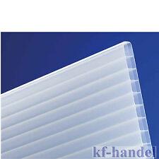 16mm Hohlkammerplatten WEIß Polycarbonat Stegplatten Typ Roofstar *Muster*