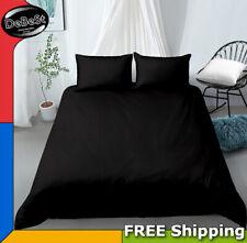 Juego de Sabanas Color Puro con Funda de Almohada Set de 3 Piezas Bedding Sets