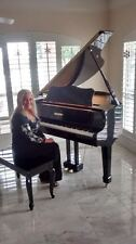 Brand new  2017  model Wurletzer baby  grand  piano