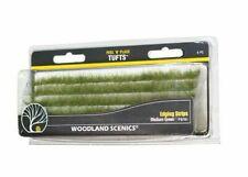 Woodland Scenics Dark Green Edging Strips New