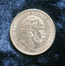 20 Mark Goldmünze Wilhelm I. 1884 A vz