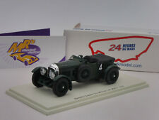 """Spark 43LM30 # Bentley Speed Six Winner LeMans 1930 """" W. Barnato """" 1:43 NEUHEIT"""