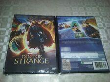 cofanetto+DVD NUOVO SIGILLATO Doctor Strange in italiano prima visione MARVEL